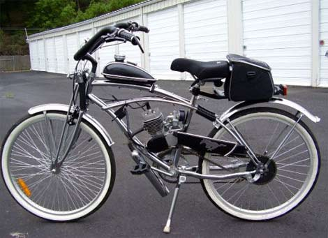 Retro Thing: DIY Mopeds For Under $130