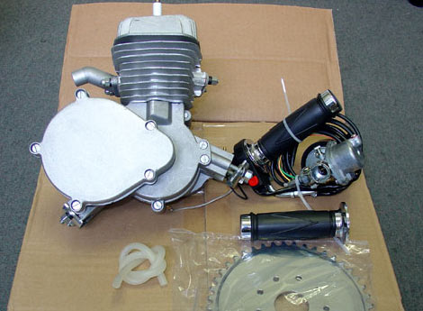 Retro thing diy mopeds for under 130 one half of the kit solutioingenieria Images