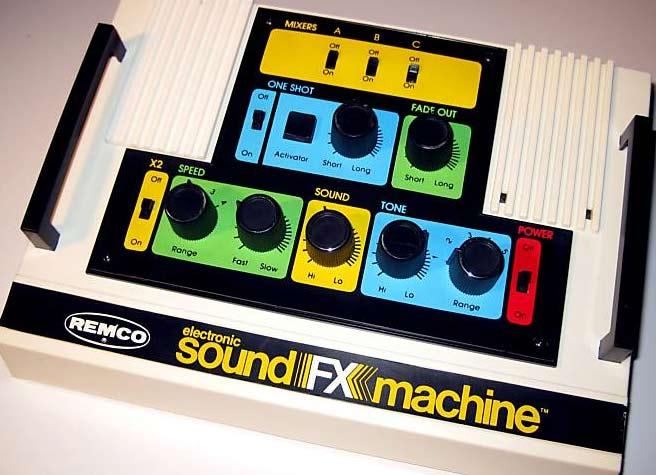 fx machine