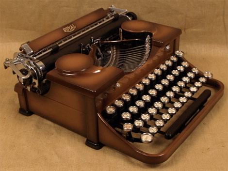 1933 Royal portable
