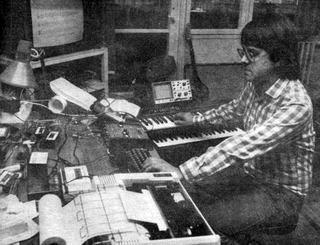 Musical hacking, circa 1982