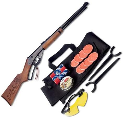 Daisy air rifle kit