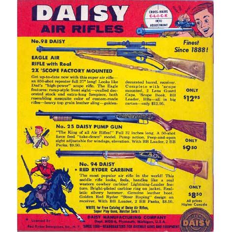 Classic 1950s ad