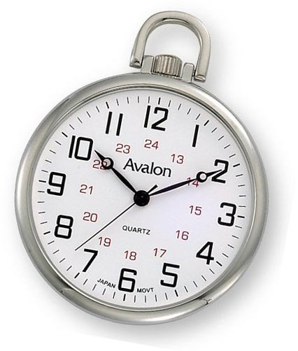 Avalon pocket watch