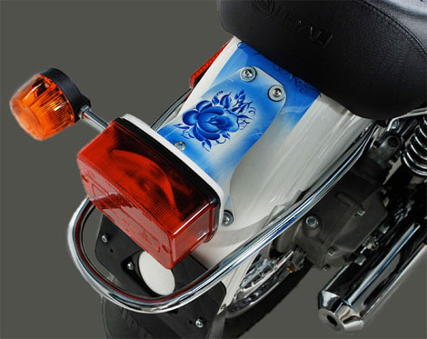 Body art for bikes...