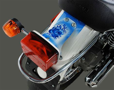 Body art for bikes...