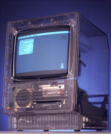 Clear Mac SE/20