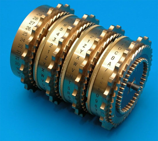 Code wheel