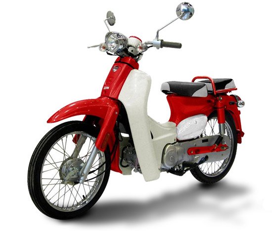 Best Automotif Brand Picture  Honda Cub