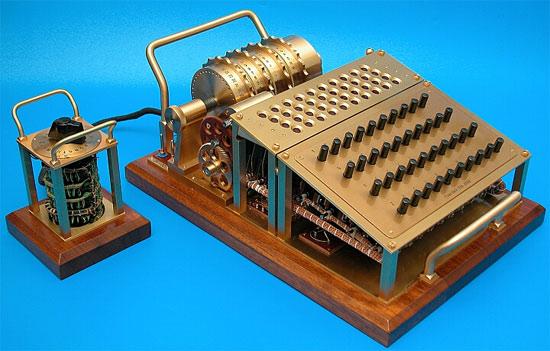 Tatjana van Vark's Coding Machine