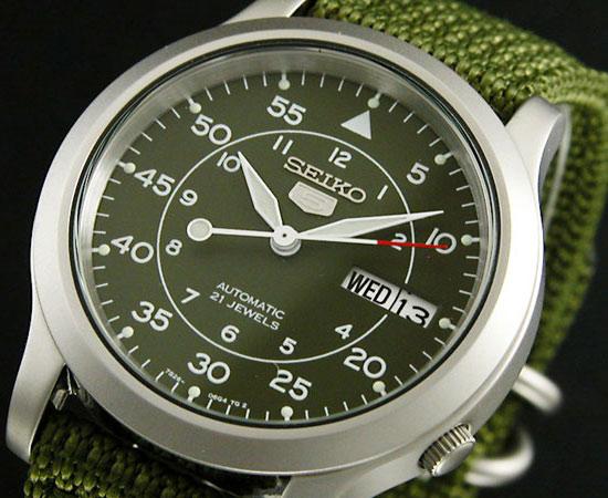 Seiko 5 Military