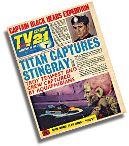 Any 'separated at birth' pictures of Troy Tempest and James Garner?