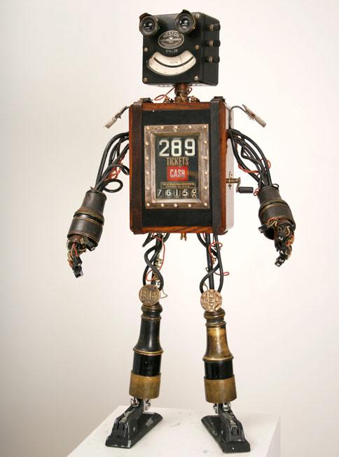 Benton Robot, Esq.