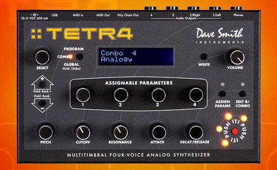 Tetra synth