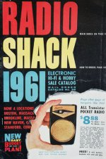 I'll bet the first time machine will use parts from Radio Shack.