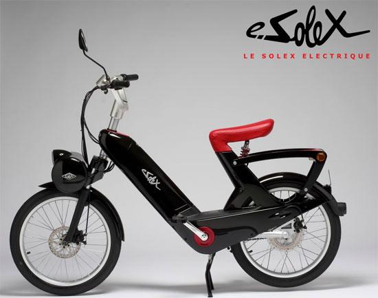 Retro Thing Velosolex Return Of An Iconic French Design