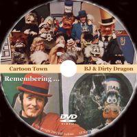 Remembering Cartoon Town DVD