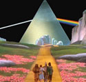 Not 'Goodbye Yellow Brick Road', eh?