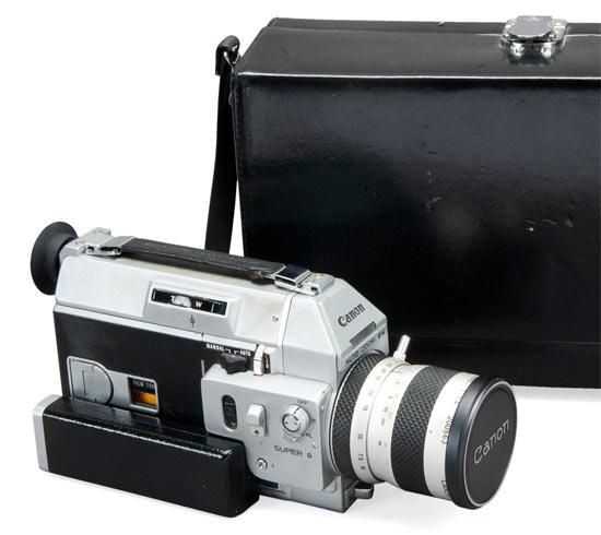 retro thing ingmar bergman 39 s super 8 camera. Black Bedroom Furniture Sets. Home Design Ideas