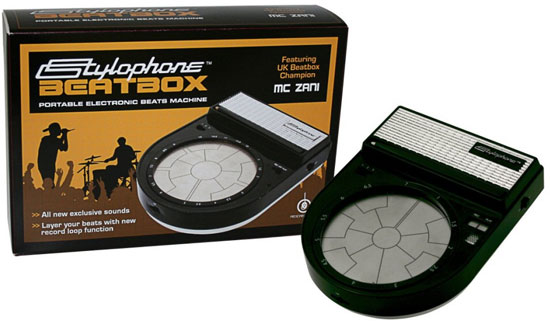 Stylophone for the 21st century.