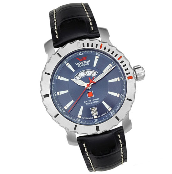 Vostok. A ticking package from Russia.