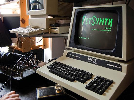 Retro Thing: Commodore PetSynth: Hardcore Chiptunes