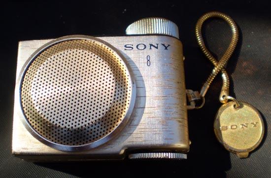 Sony TR-8 micro radio