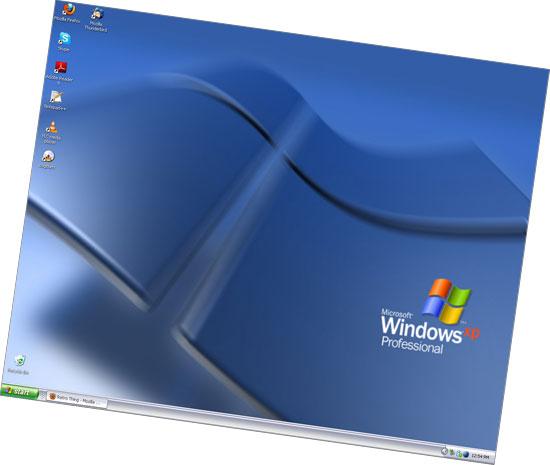 Behold, my new desktop.