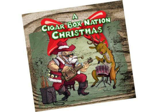 Santa's a pipe man, so I guess the elves smoked all those cigars.