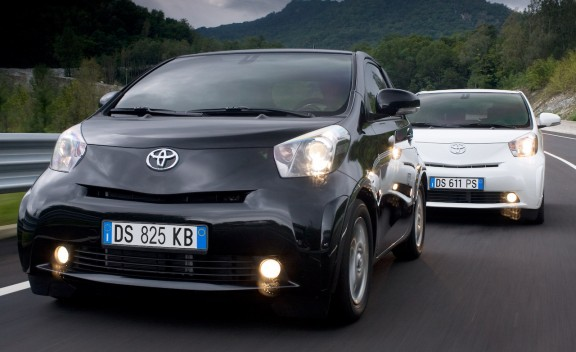 Toyota iQ - the real future of motoring