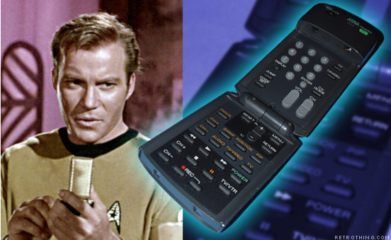 Scotty, I need you to remodulate my communicator so I can get Stern on Sirius.