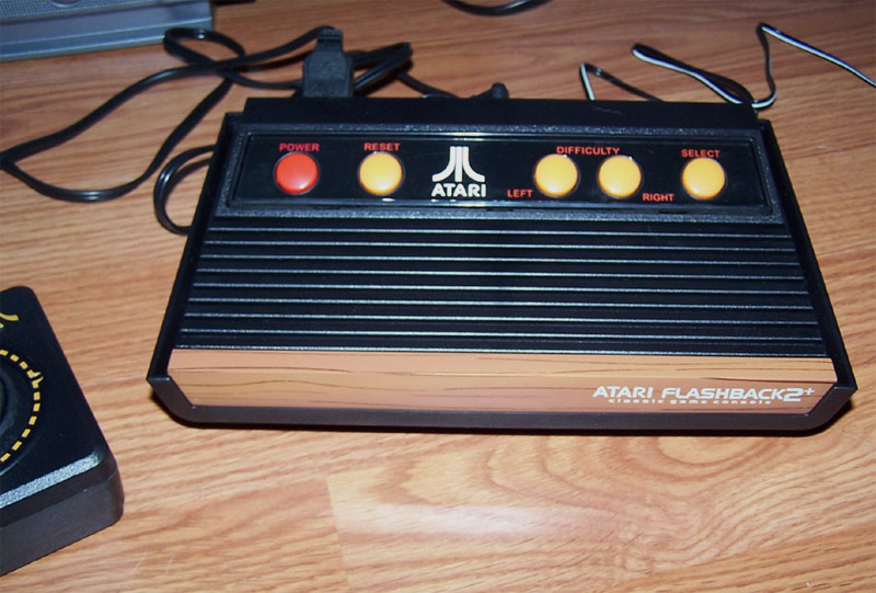 Atari Flashback 2+