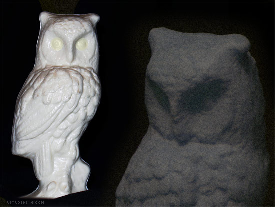 Give a hoot. Don't stink up the house.
