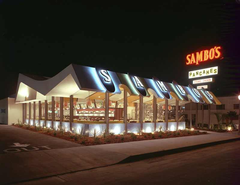 Sambo's in San Bernardino