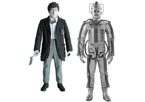 The second Doctor and the Tin Man. Where's Dorothy?