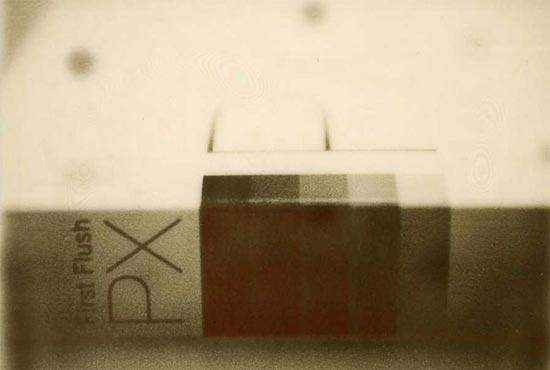 PX film... shot on PX film.