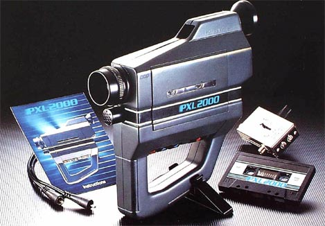 PXL-2000 Pixelvision camcorder