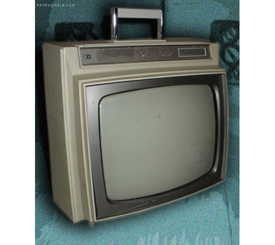 retro thing curtis mathes the most expensive tvs in america