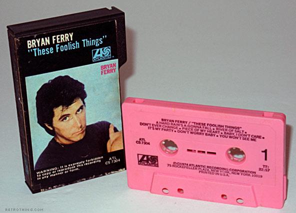 Cassette 80\u2019s ears