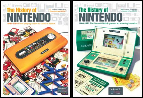 History of Nintendo - Volumes 1 & 2