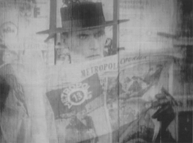 Metropolis found footage