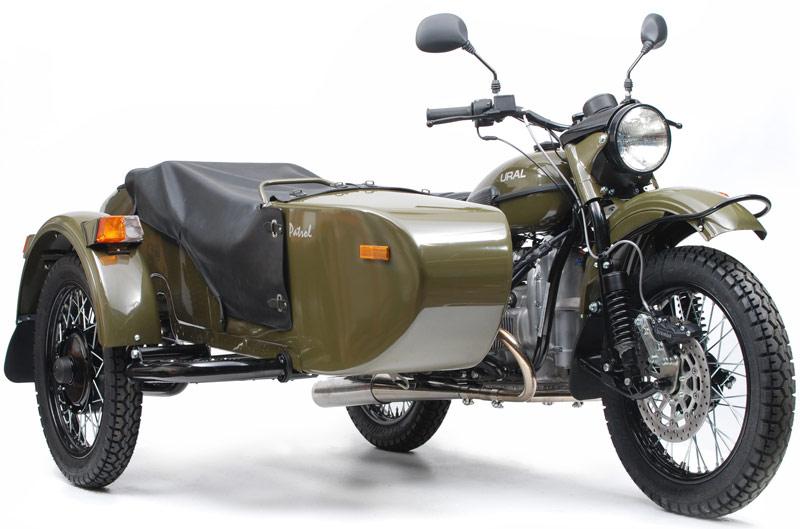 Retro Thing: Ural's New 2WD Patrol T Motorcycle on ural parts, ural engine diagram, ural ignition diagram,
