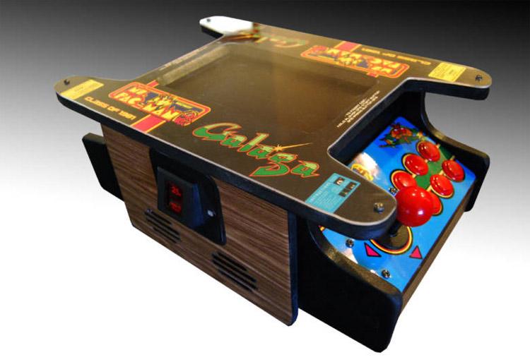 arcade cocktail table kit 2