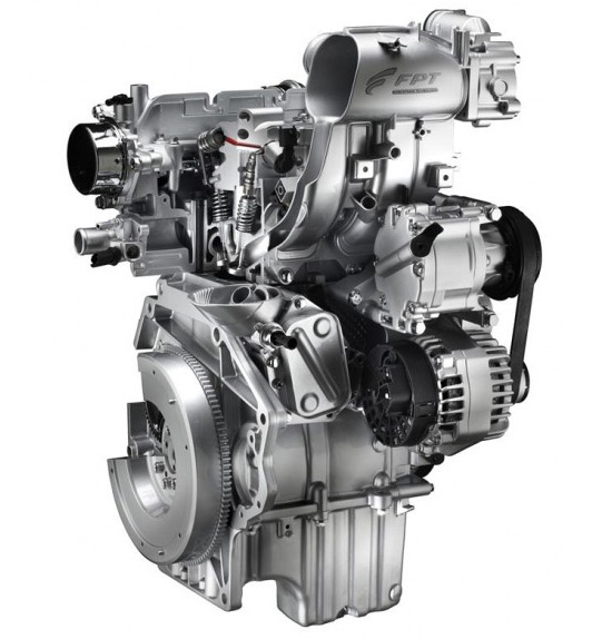TwinAir 2-cylinder engine