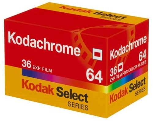 Kodachrome box