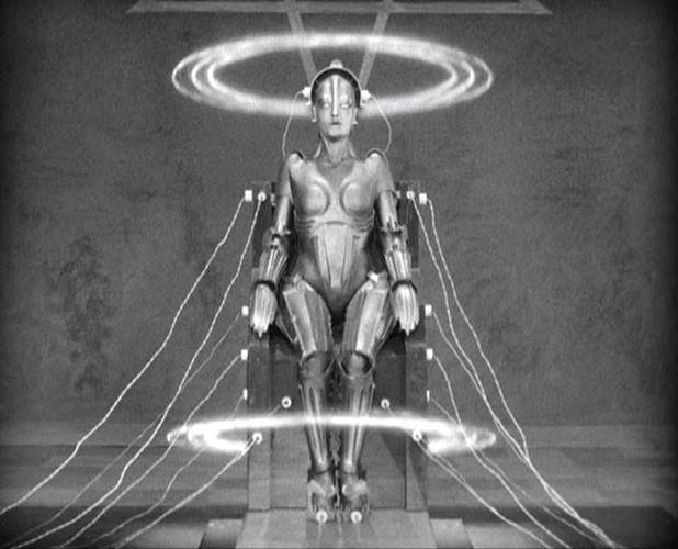 Metropolis Machine-Man