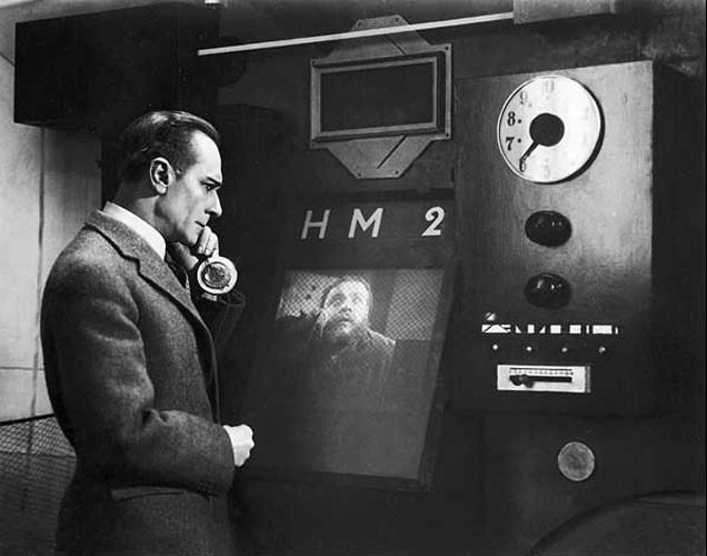 Metropolis video phone