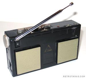 Hi-tech-speakers