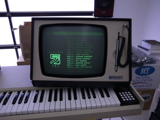 Fairlight-monitor
