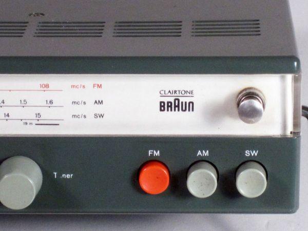 Retro Thing 50 Years Later Clairtone Braun T523 Radio